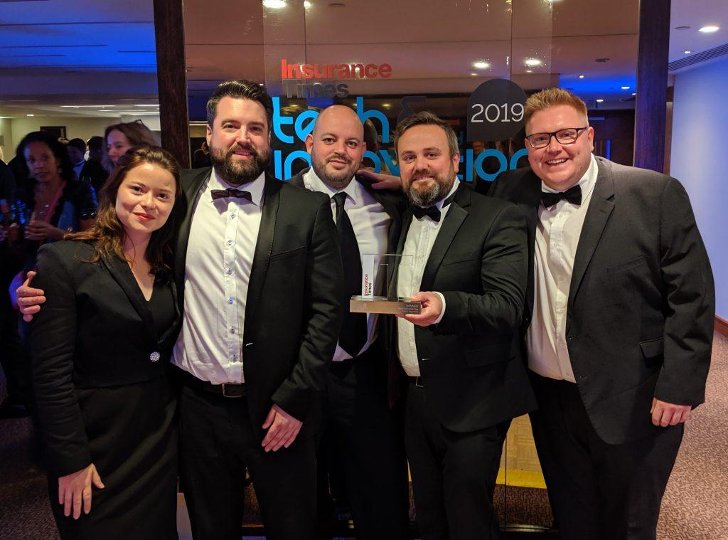 Carrot Insurance wins 'Best Customer App' at Insurance Times Tech & Innovation Awards