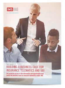 Building a Business Case for Insurance Telematics and UBI