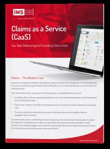 IMS Claims as a Service (CaaS)