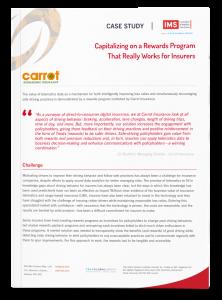 Carrot Insurance – Rewards Program Case Study