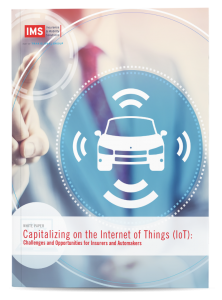 Capitalizing on the Internet of Things (IoT)