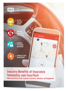 Industry Benefits of Insurance Telematics and InsurTech