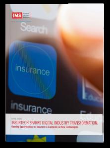 InsurTech – Sparks Digital Industry Transformation