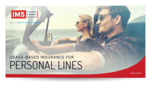IMS Usage-based Insurance for Personal Lines