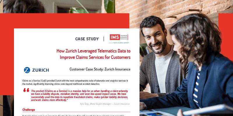 Case Study: Zurich Insurance