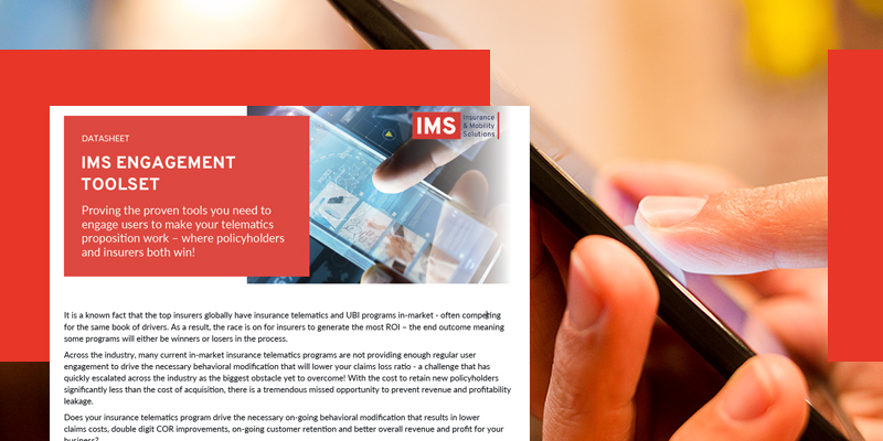 Datasheet IMS engagement toolset